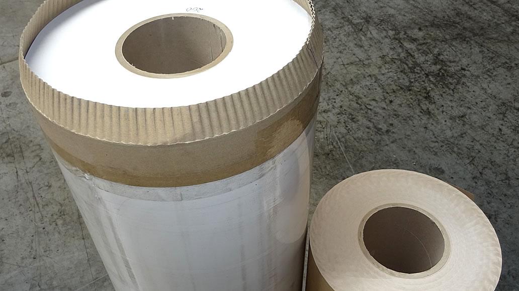 Grundierfolie & Gegenzugpapier